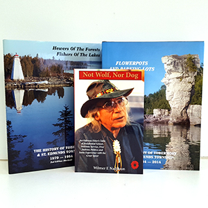 Tobermory Press Published Books